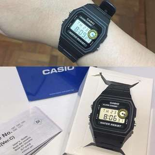 Unisex Casio Original