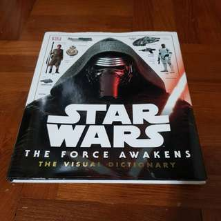 Star Wars: The Force Awakens - The Visual Dictionary