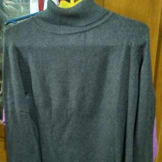sweater turtleneck abu