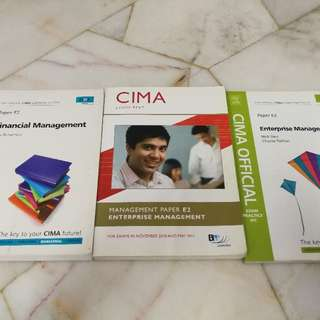 CIMA Reference Book