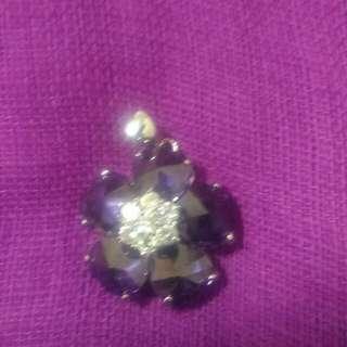 🚚 紫水晶墜子
