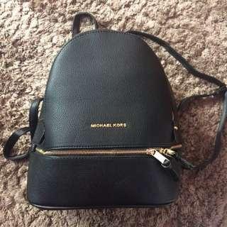 Michael Kors Rhea Zip Backpack Unauthorised Authentic