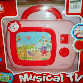 Baby Musical TV toy