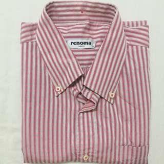 Renoma Casual Shirt Red #ramadan50