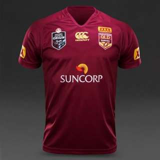 Queensland Maroon Jersey