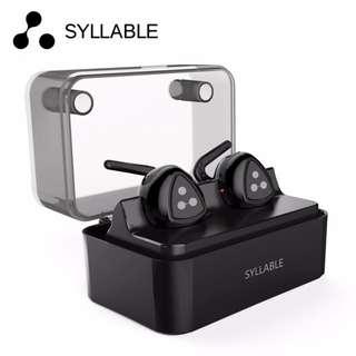 Original Syllable Mini D900 Truly Wireless Bluetooth Earphone - Black