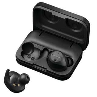 全新 Jabra Elite Sport 2 (第二代) 2色 真*無線 True Wireless 測心跳 IP67 防水防塵 有Mic 支援 iPhone Android Mobile 手機免提