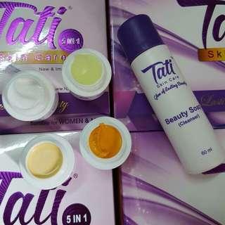 Tati Skincare Ready Stock