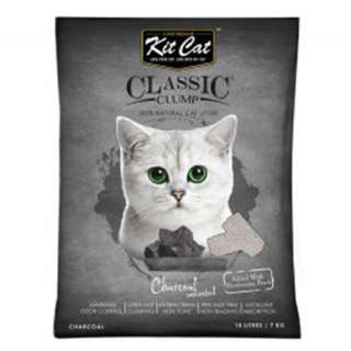 5 FOR $35!! Kit Cat Clumping Clay Litter 10L