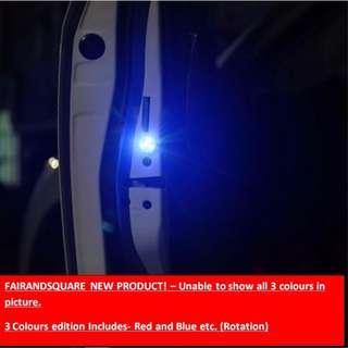 [LATEST] - TRI-COLOUR LED DOOR BLINKER / DOOR WARNING LED - 3 COLOUR EDITION