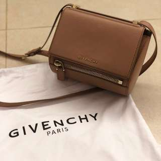 Givenchy Pandora Mini Box Crossbody Bag