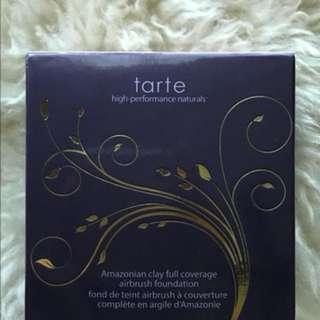 Tarte Amazonian full coverage airbrush foundation