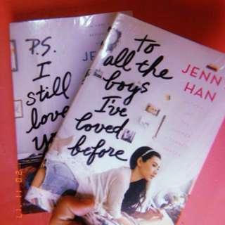 Best Selling Book (Jenny Han)