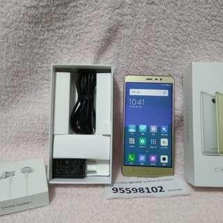 Xiaomi 小米/紅米 Redmi Note 3 prime (gold) 3+32G, international version.