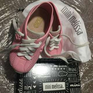 MINI MELISSA - Love system bb (pink)