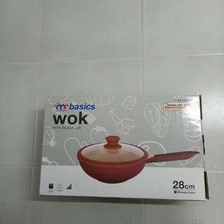 Wok Ceramic Cookware