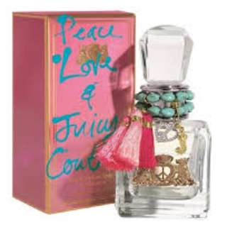 JUICY COUTURE PEACE LOVE AND JUICY COUTURE EDP 100 ML - AUTHENTIC - COD + FREE SHIPPING