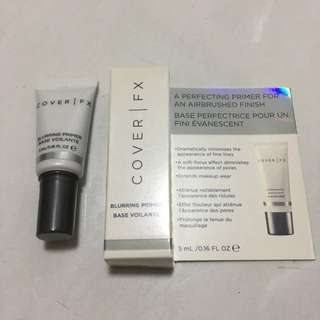 CoverFX Smoothing Primer