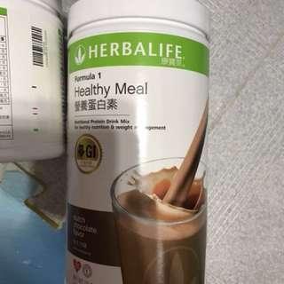Herbalife營養蛋白素(朱古力味)