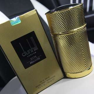 Parfume DUNHILL LoNDON ICON 100mL (segel)