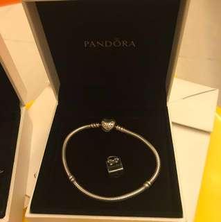 Pandora 手鏈 Christmas Gift