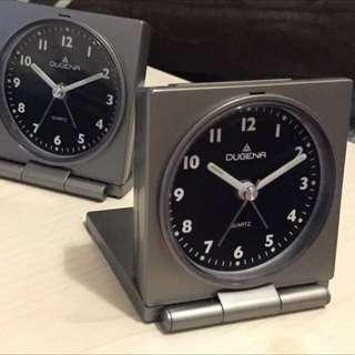 German Branded Desk Clock