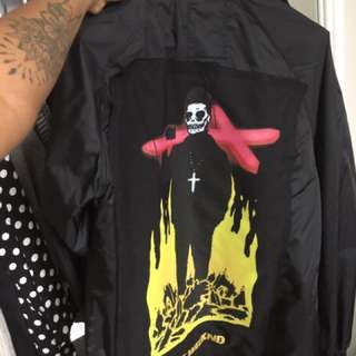 The Weekend Anarchy Jacket From Pop Up Shop