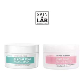 ❄️ Skin & Lab ❄️ Pink Clay Mask / Glacial Clay Mask