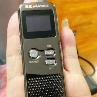 錄音錄像筆