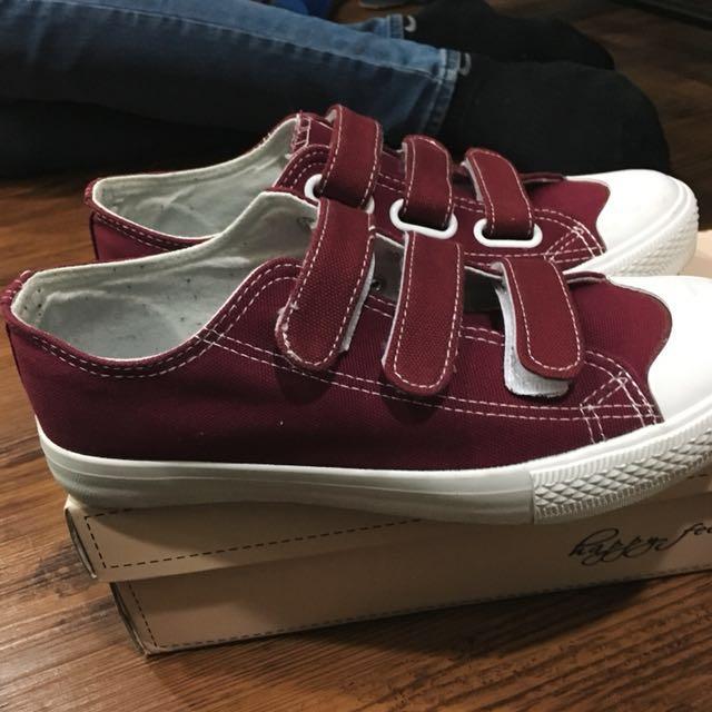 🔺急售🔺極新🔺24號帆布鞋