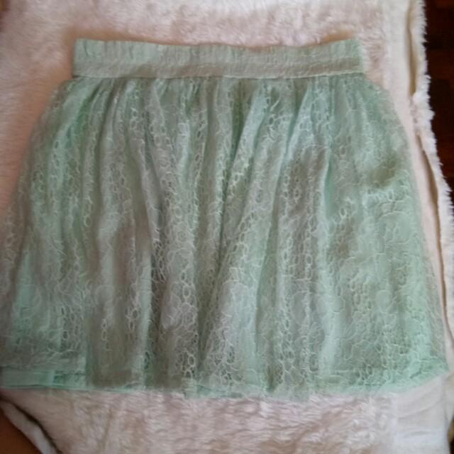 3 Forever 21 Skirt