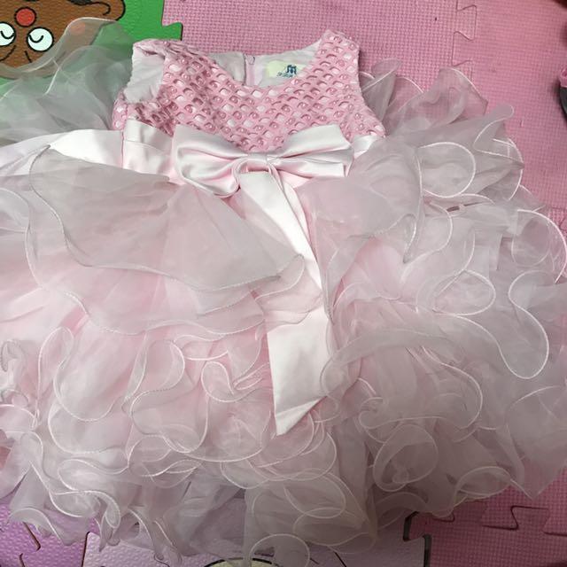 寶寶蓬蓬洋裝