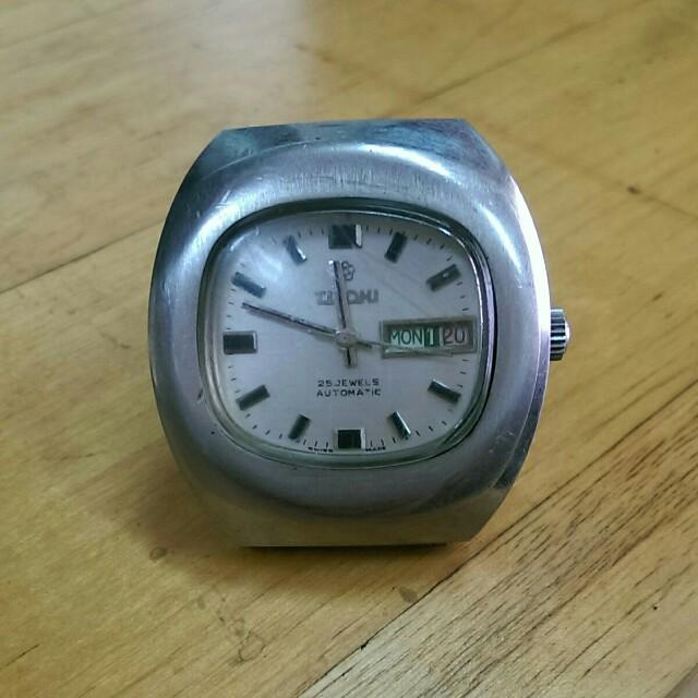 梅花麥-老手錶