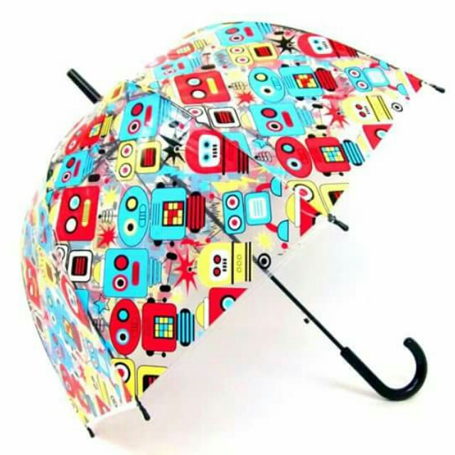 俏皮可愛香菇傘