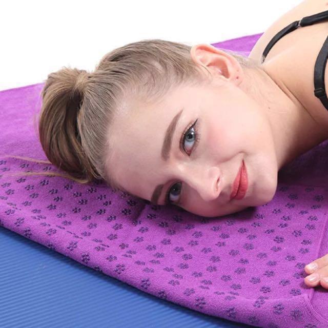 瑜珈墊上防滑瑜珈鋪巾 野餐墊#幫你省運費