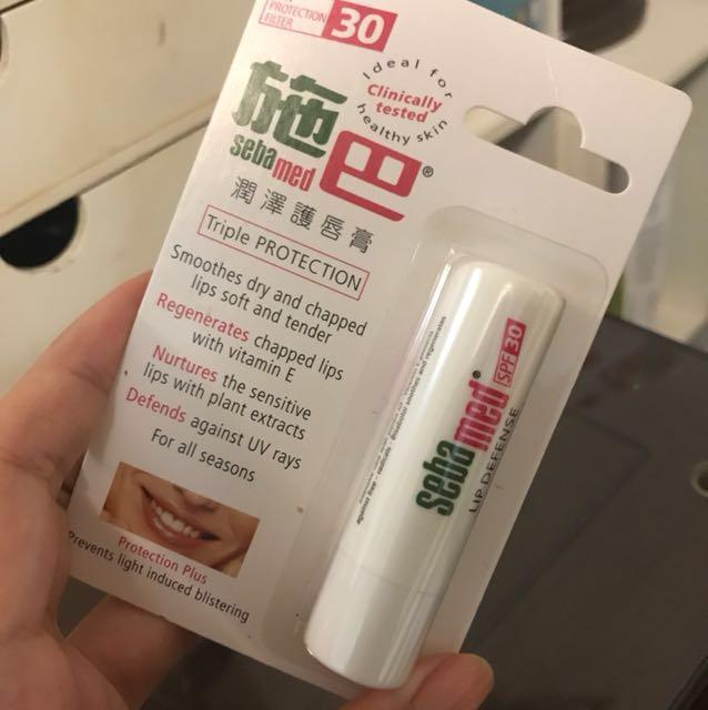 施巴 德國 護唇膏