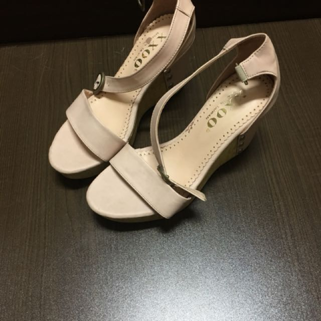 楔形鞋 涼鞋 高跟鞋 #手滑買太多