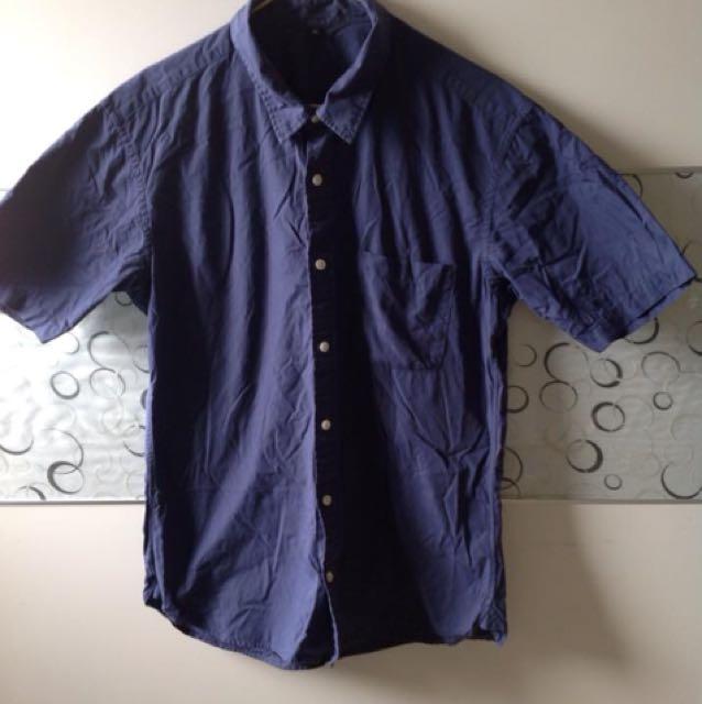 無印良品 襯衫 XL