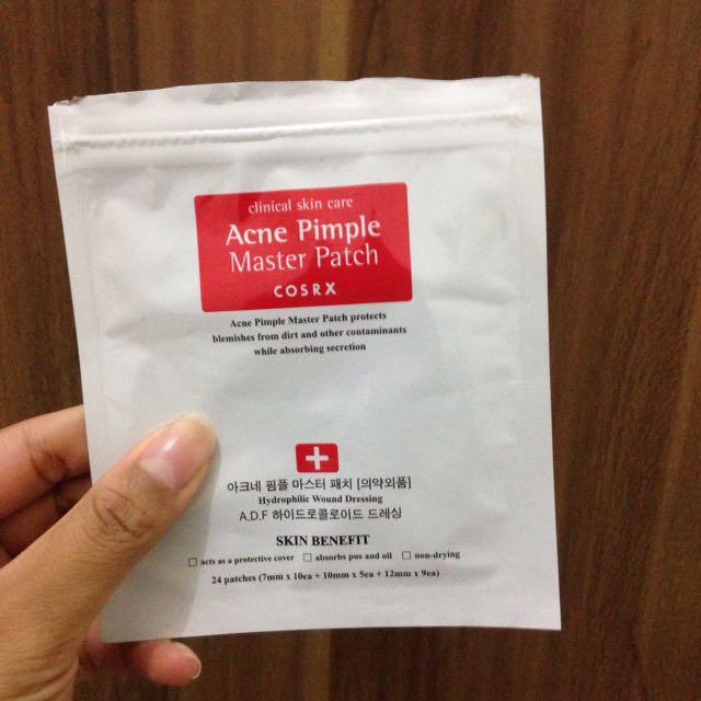 Acne Pimple Master Patch COSRX