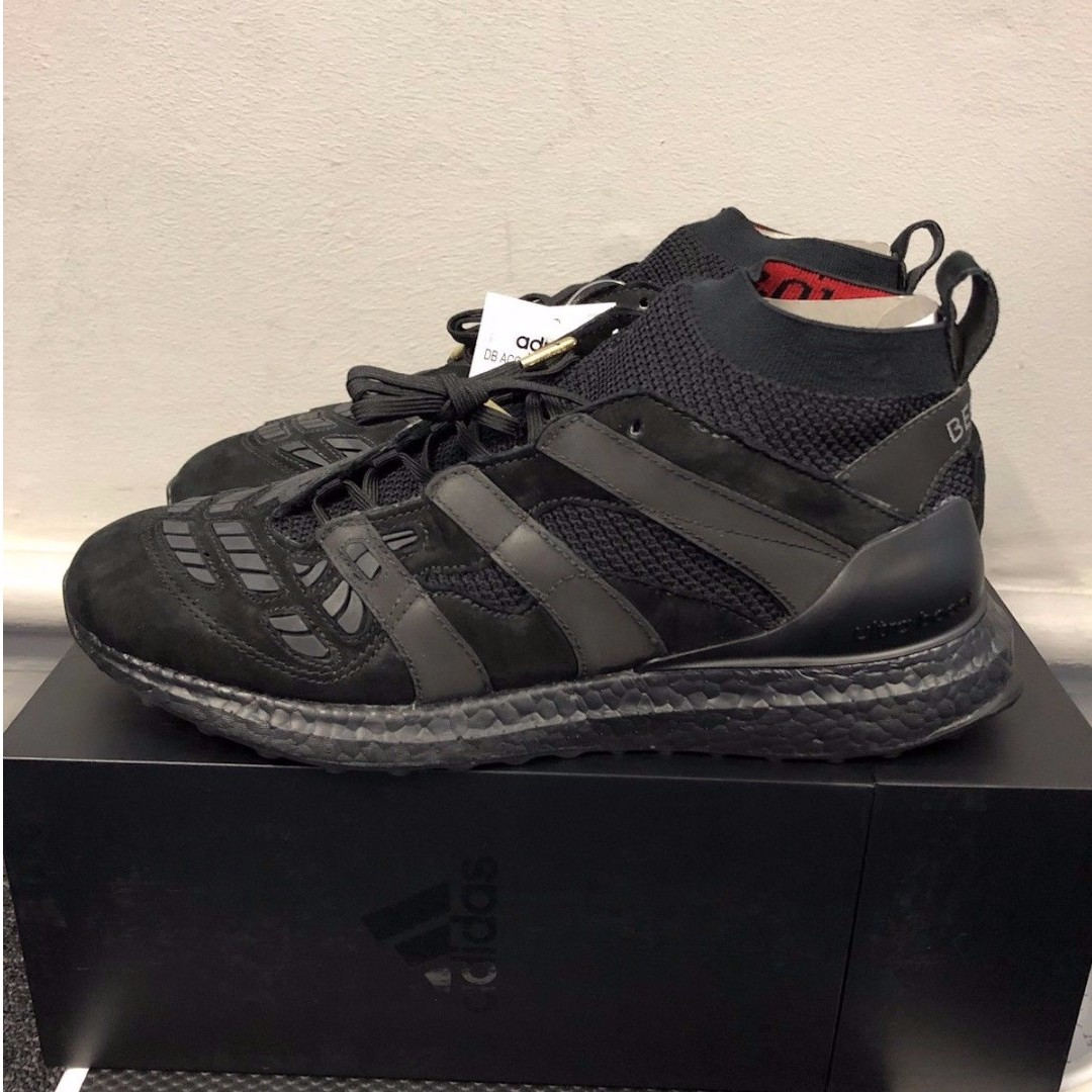 6b3c9788d Adidas David Beckham DB Capsule Predator Accelerator Ultra Boost US 10.5 UK  10 (in hand)