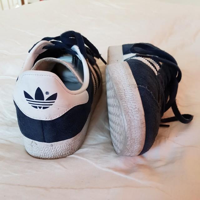 Adidas Gazelle Navy - Men's US 5/Women's US 6