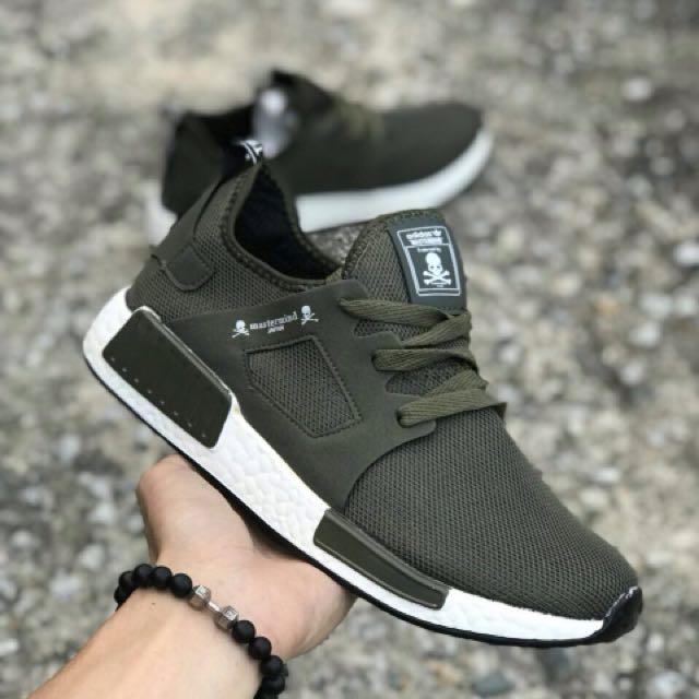 9cd12b952ddb6 Adidas NMD Mastermind Green