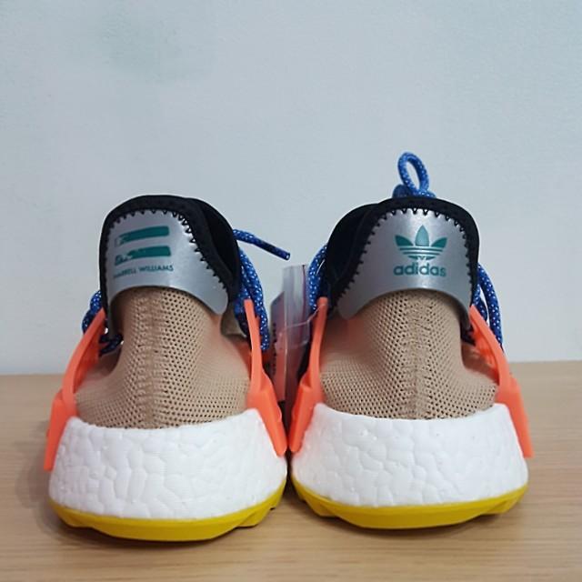 cb1451123 Adidas NMD Pharrell William Human Race TR Nude