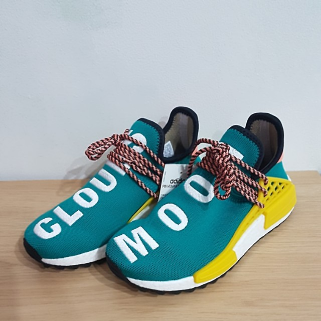 ever popular where can i buy detailing Adidas NMD Pharrell William Human Race TR Turquoise, Women's ...