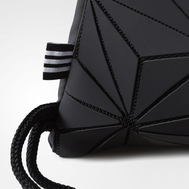 ed80e71b069c Adidas Originals 3D Gym Sack 2017 (GEN 2) - Issey Miyake Style Drawstring  Bag