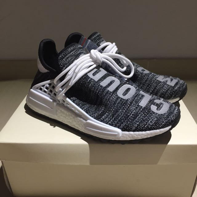 273066b5c9281 Adidas Pharrell William Human Race NMD  Oreo