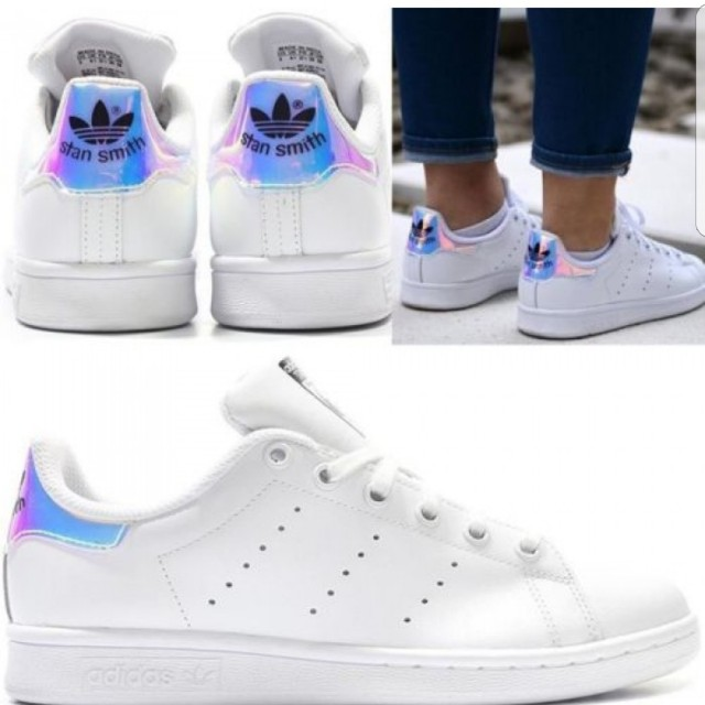 stan smith iridescent