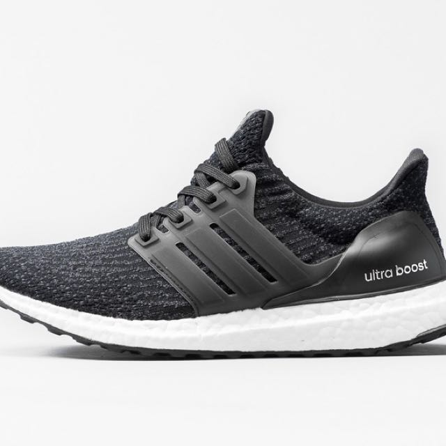 a5a38accce8 Adidas Ultra Boost 3.0 Black