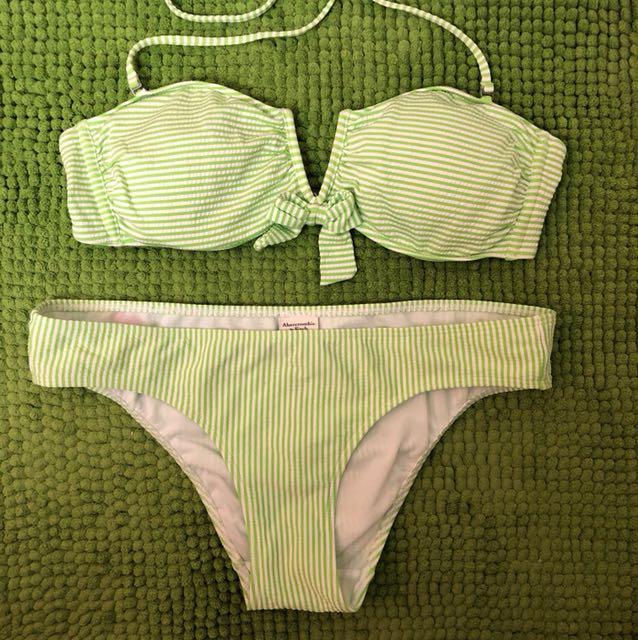 A&F bikini set