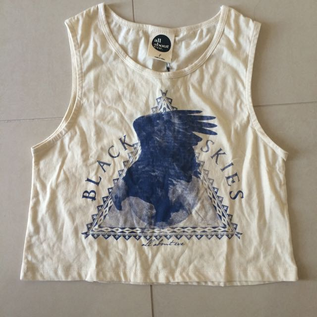 All About Eve Tank Top - Size 8